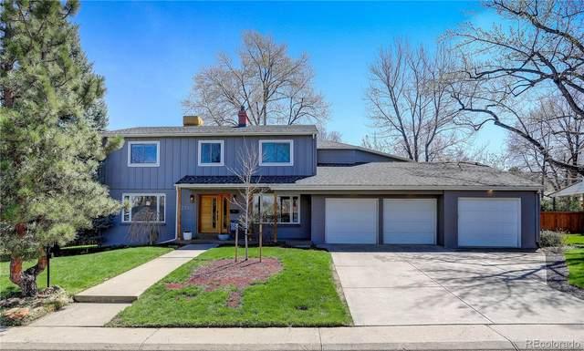 2746 S Saint Paul Street, Denver, CO 80210 (MLS #6746589) :: 8z Real Estate
