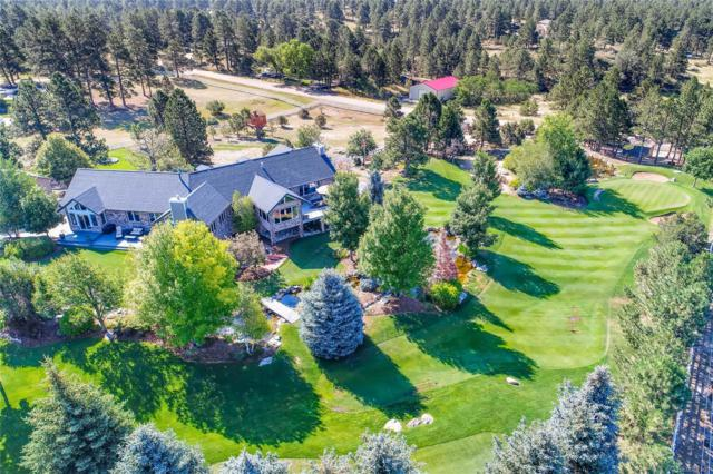 10145 Meadow Run, Parker, CO 80134 (MLS #6746610) :: 8z Real Estate