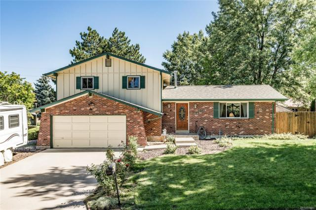 6790 Van Gordon Street, Arvada, CO 80004 (#6746760) :: The City and Mountains Group
