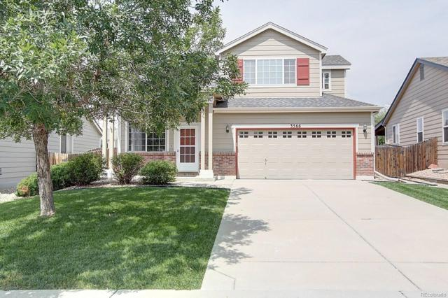 3566 S Jebel Circle, Aurora, CO 80013 (#6747021) :: The Peak Properties Group