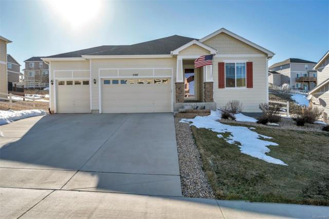 5507 Spring Ridge Trail, Castle Rock, CO 80104 (MLS #6747144) :: Kittle Real Estate