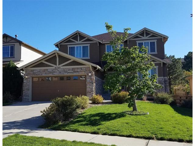 6760 S Fultondale Court, Aurora, CO 80016 (#6747349) :: The HomeSmiths Team - Keller Williams