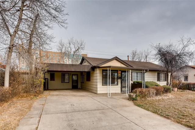 13305 E 13th Avenue, Aurora, CO 80011 (#6747538) :: House Hunters Colorado