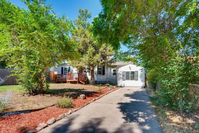 3079 S Ogden Street, Englewood, CO 80113 (#6747554) :: Colorado Home Finder Realty
