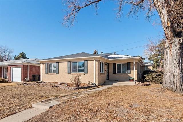 5581 E Colorado Avenue, Denver, CO 80222 (#6747667) :: The Harling Team @ HomeSmart