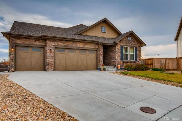 2402 E 156th Place, Thornton, CO 80602 (#6748002) :: The Margolis Team