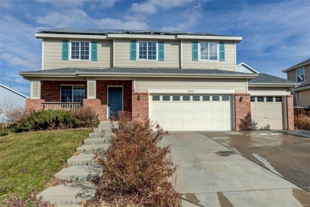 19521 E Lasalle Place, Aurora, CO 80013 (#6748164) :: The Heyl Group at Keller Williams