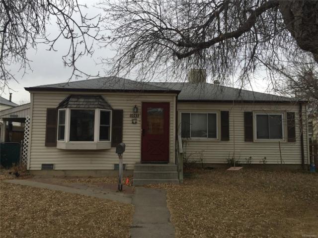 1041 Elmira Street, Aurora, CO 80010 (MLS #6748347) :: 8z Real Estate