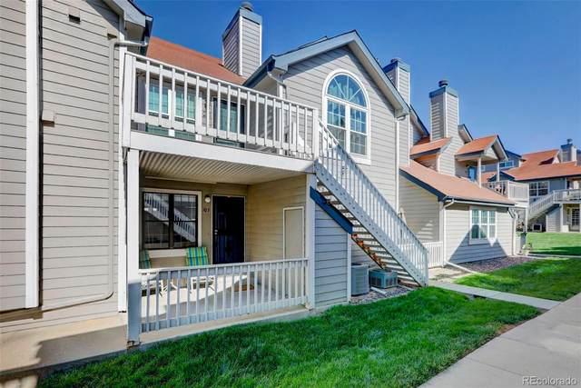 8347 S Upham Way #105, Littleton, CO 80128 (MLS #6748631) :: 8z Real Estate