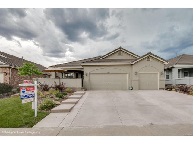 9077 Meadow Hill Circle, Lone Tree, CO 80124 (MLS #6748715) :: 8z Real Estate