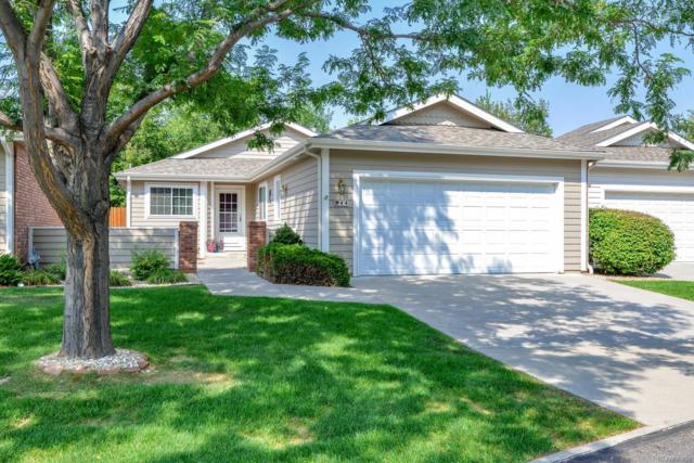 900 Arbor Avenue #44, Fort Collins, CO 80526 (#6748859) :: The HomeSmiths Team - Keller Williams