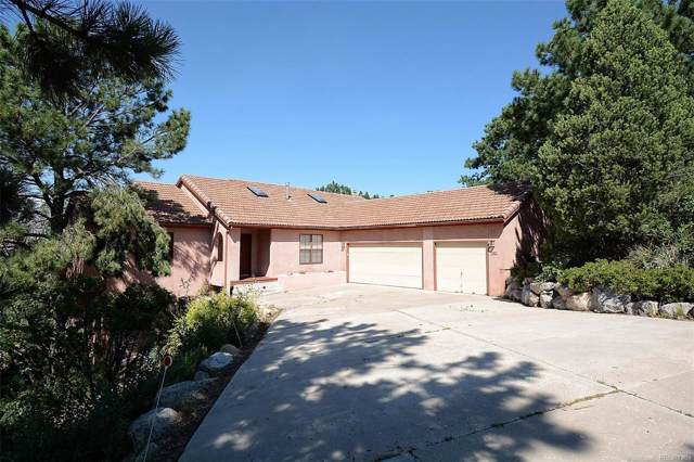 6130 Spurwood Drive, Colorado Springs, CO 80918 (#6748874) :: The DeGrood Team