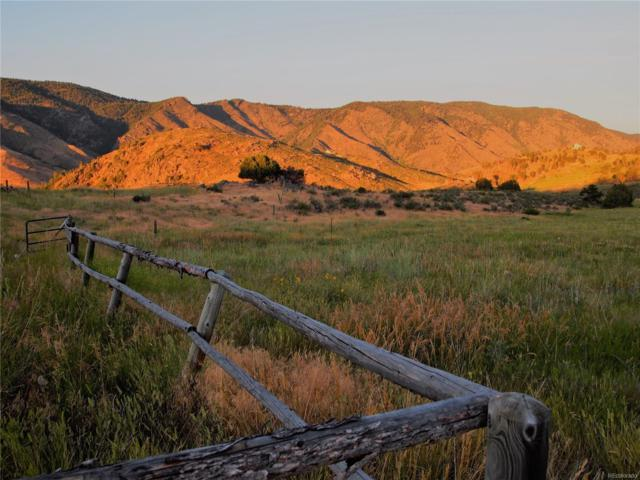 1758 Wildsong Road, Bellvue, CO 80512 (MLS #6748886) :: 8z Real Estate