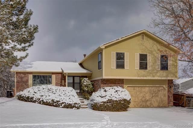 265 W Davies Avenue S, Littleton, CO 80120 (MLS #6749277) :: 8z Real Estate