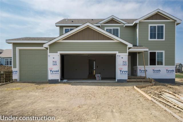3126 Dunbar Way, Johnstown, CO 80534 (#6749441) :: The City and Mountains Group