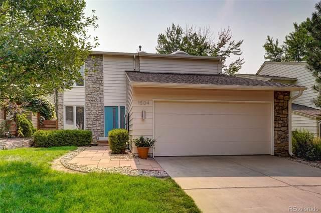 1504 W Briarwood Avenue, Littleton, CO 80120 (MLS #6749612) :: 8z Real Estate