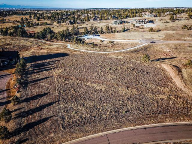 8551 Lost Reserve Court, Parker, CO 80134 (MLS #6749982) :: Bliss Realty Group