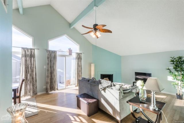3331 S Monaco Parkway D, Denver, CO 80222 (#6750257) :: The Peak Properties Group