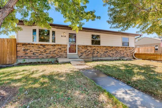 6150 Olive Street, Commerce City, CO 80022 (#6750263) :: The DeGrood Team