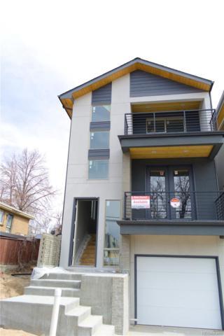 40 N Harrison Street, Denver, CO 80206 (MLS #6750515) :: 8z Real Estate