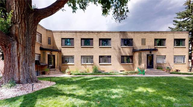 1481 Ash Street #3, Denver, CO 80220 (#6750701) :: milehimodern