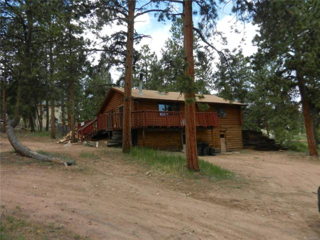95 Sioux Trail, Pine, CO 80470 (#6750780) :: The DeGrood Team