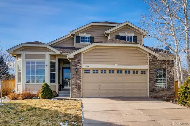 11829 Trail View Lane, Parker, CO 80134 (#6750938) :: The Harling Team @ Homesmart
