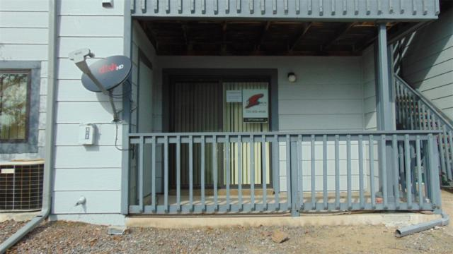 10872 W Evans Avenue 1B, Lakewood, CO 80227 (#6751138) :: The Heyl Group at Keller Williams