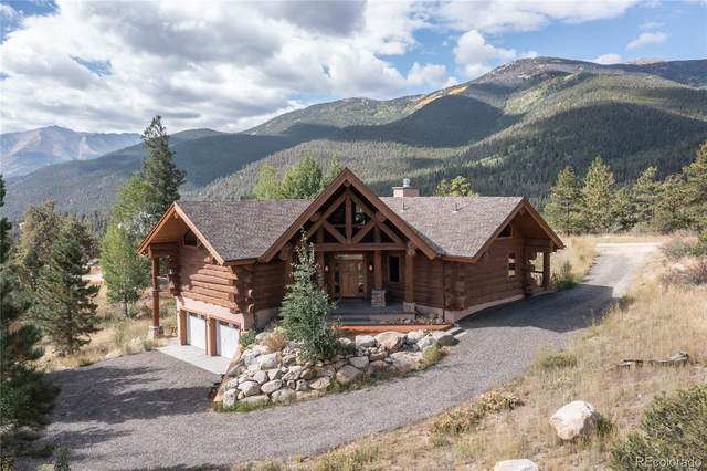 30184 Mountaintop Drive, Buena Vista, CO 81211 (#6751143) :: Bring Home Denver with Keller Williams Downtown Realty LLC