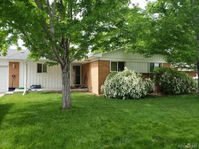 6068 W Iowa Place, Lakewood, CO 80232 (#6751459) :: The Dixon Group