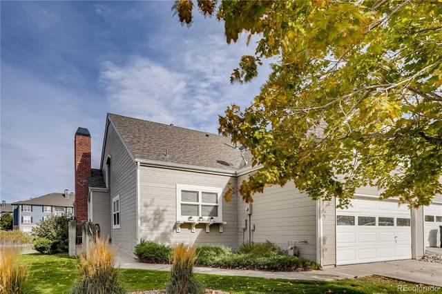 15555 E 40th Avenue #78, Denver, CO 80239 (#6751520) :: Chateaux Realty Group