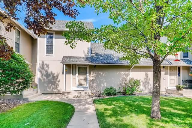 2621 S Xanadu Way B, Aurora, CO 80014 (#6751564) :: Finch & Gable Real Estate Co.