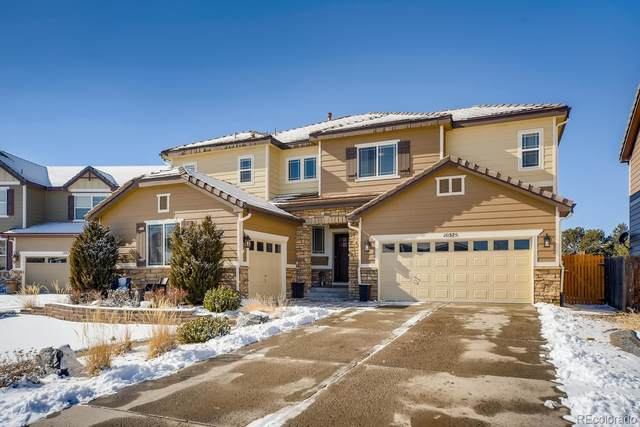 10375 Knollside Drive, Parker, CO 80134 (MLS #6752005) :: 8z Real Estate