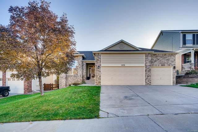 11676 Stoneybrooke Street, Parker, CO 80138 (#6752439) :: The Healey Group