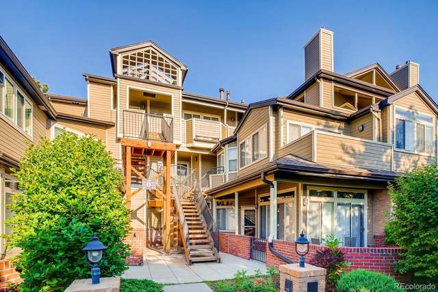 6001 S Yosemite Street D301, Greenwood Village, CO 80111 (#6752526) :: The Griffith Home Team