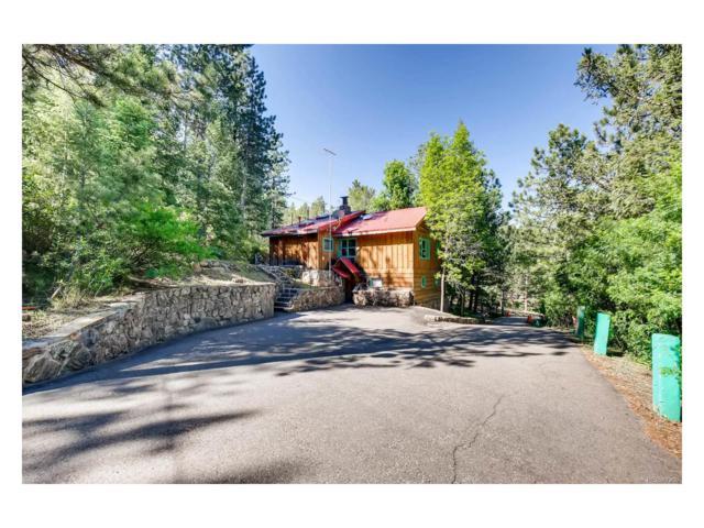 25972 Lines Lane, Kittredge, CO 80457 (MLS #6752794) :: 8z Real Estate