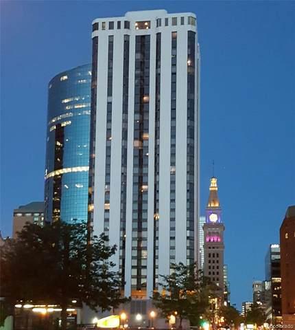 1625 Larimer Street #1901, Denver, CO 80202 (#6753279) :: Briggs American Properties