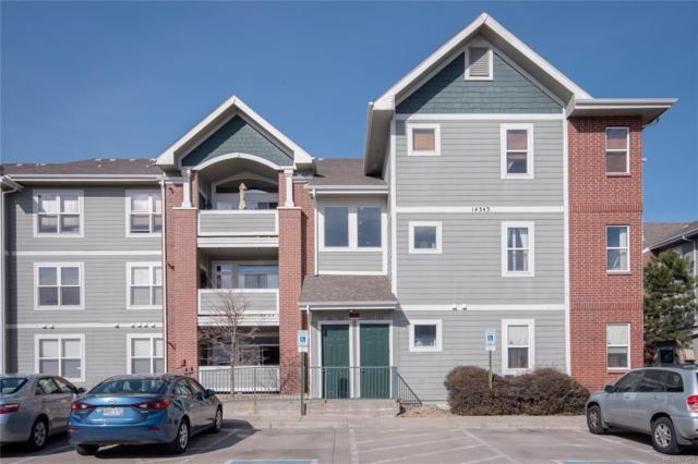14343 E 1st Drive #101, Aurora, CO 80011 (#6753409) :: 5281 Exclusive Homes Realty