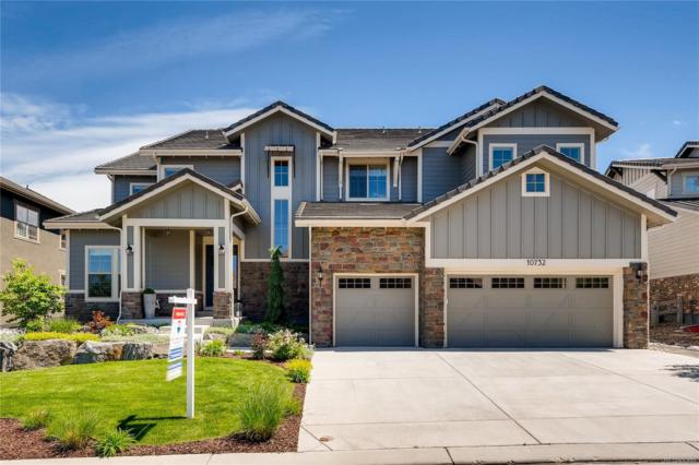 10732 Braesheather Court, Highlands Ranch, CO 80126 (#6753670) :: The HomeSmiths Team - Keller Williams