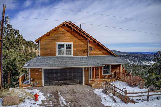 31324 Kings Valley West, Conifer, CO 80433 (#6753720) :: Berkshire Hathaway Elevated Living Real Estate