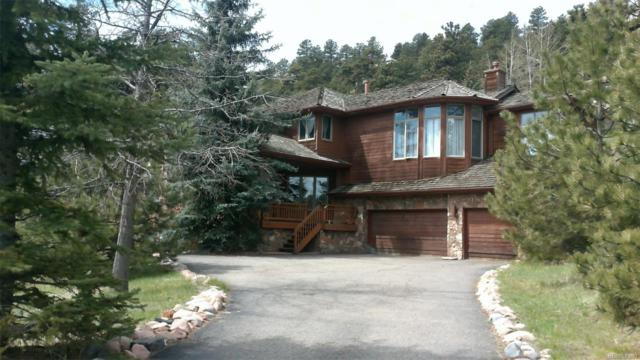 941 Sleepy Hollow Road, Golden, CO 80401 (#6754347) :: Bicker Realty