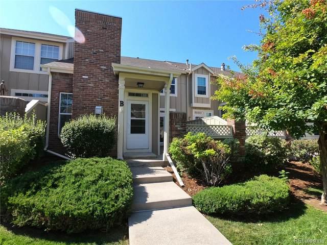 2974 W Long Drive B, Littleton, CO 80120 (MLS #6754400) :: 8z Real Estate