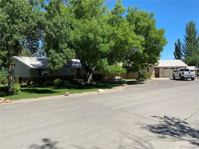 306 Hillcrest Avenue, Rangely, CO 81648 (MLS #6754657) :: 8z Real Estate