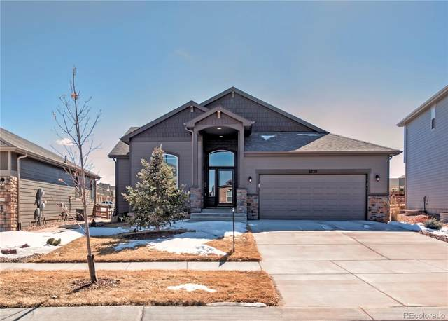 6739 Black Saddle Drive, Colorado Springs, CO 80924 (MLS #6755078) :: 8z Real Estate