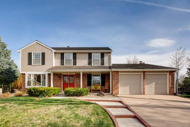 9181 W Belmont Avenue, Littleton, CO 80123 (#6755103) :: The City and Mountains Group