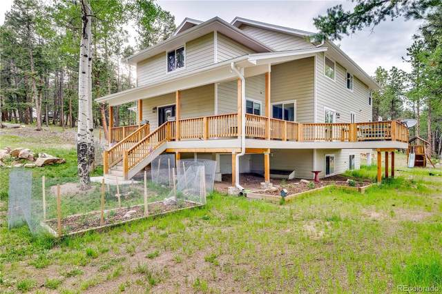 23805 Mormon Drive, Conifer, CO 80433 (#6755195) :: HomeSmart Realty Group