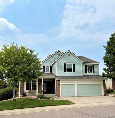 15474 E Powers Drive, Centennial, CO 80015 (#6755552) :: Wisdom Real Estate