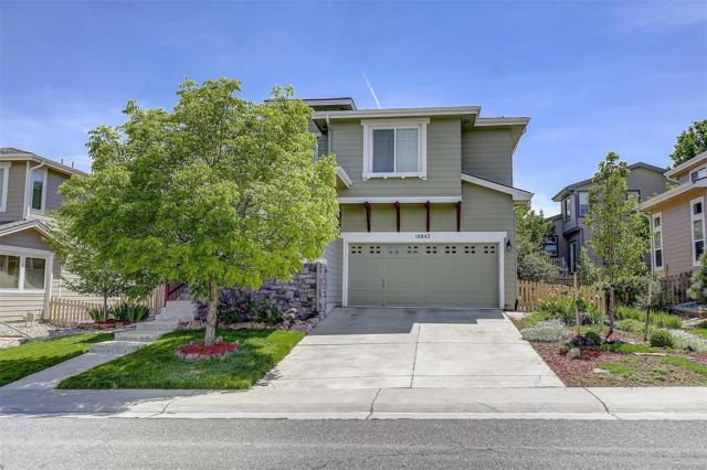 10842 Brooklawn Road, Highlands Ranch, CO 80130 (#6755702) :: Wisdom Real Estate