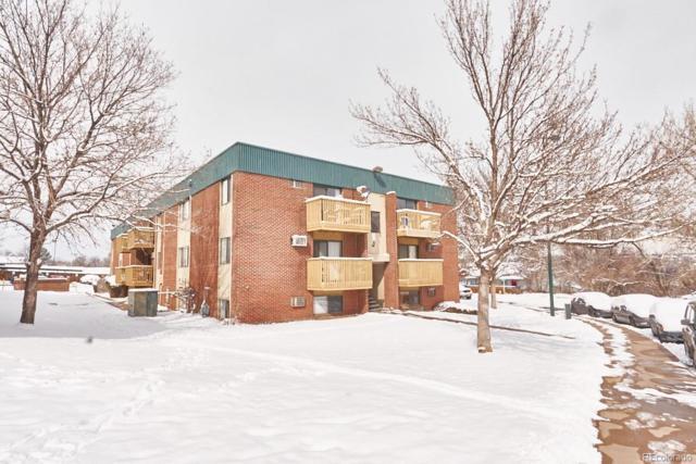 5995 W Hampden Avenue J2, Denver, CO 80227 (MLS #6756000) :: 8z Real Estate