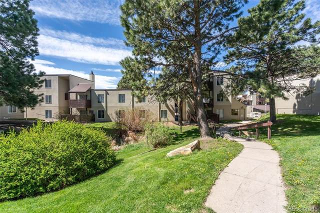 9995 E Harvard Avenue #276, Denver, CO 80231 (#6756118) :: The Griffith Home Team